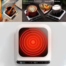 USB Cup Mug Warmer Coffee Tea Milk Drink Heater Pad Fit For Home Office 3 Modes