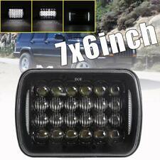 7x6'' 5x7 LED Headlight 240W CREE Hi/Low Beam DRL For GMC Savana 1500 2500 3500