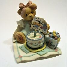 "Cherished Teddies #302643 ""Sixteen Candles And Many More Wishes"" Enesco"