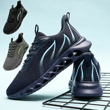 Breathable Men's Air Running Jogging Tennis Sports Shoes Resilience Sneakers Gym