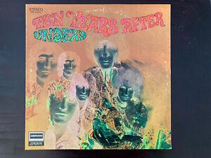 TEN YEARS AFTER Undead DERAM blues rock psych LP DES 18016 NM vinyl