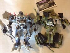 Transformers Leader Class Brawl And Megatron First Movie lights and sounds work