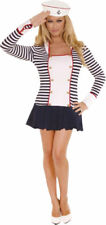 Morris Costumes Women's Long Sleeve Sexy Military Sailor Costume XL. MO9448XL