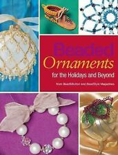 Beaded Ornaments for the Holidays and Beyond-ExLibrary