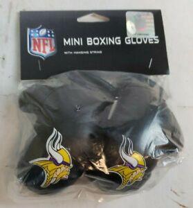 Minnesota Vikings NFL Mini Boxing Gloves Rear view Mirror Auto Car Truck A58