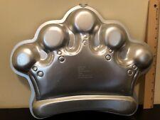 Wilton Metal Crown Cake Pan 2105-1015