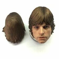 """1/6th Luke Skywalker Head Sculpt For 12"""" Male Toys"""