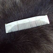 Viking / Medieval Oxen Cattle Bone Comb - Perfect For Re-enactment /LARP /Home