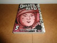 Dragon Head vol. 5 by Minetaro Mochizuki Manga Book in English