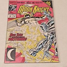 Moon Knight #42 Moon Shade Menaces The Multiverse Comic Book ~ Marvel Comics