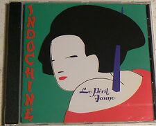 LE PERIL JAUNE - INDOCHINE (CD)  NEUF SCELLE