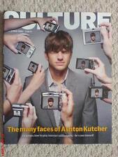 SUNDAY TIMES CULTURE MAGAZINE NEW ASHTON KUTCHER COVER