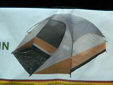 Lake & Trail 3 person dome tent w/shoe pockets