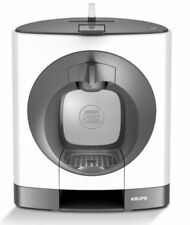Nescafe KP110140 Dolce Gusto Oblo Coffee Machine White