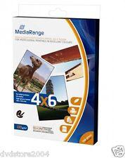 50 FOGLI CARTA FOTOGRAFICA PREMIUM 10x15 GLOSSY LUCIDA 220 GR. STAMPA INKJET 104