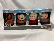 Rare South Park Fun 4 All Plush Box Set New