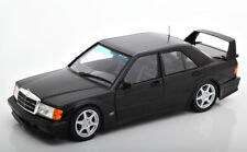 1:18 Solido Mercedes 190E 2.5-16  Evolution 2 1990 black