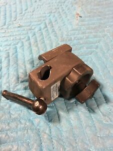 Amatech Tri-Clamp device for round/flat rods maybe for Allen or Amatech equip.