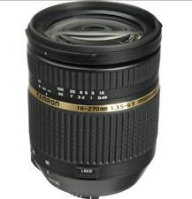 Tamron AF 18-270 mm 3.5-6.3 Di II VC Macro Objektiv Kamera Lens Camera Tele Zoom