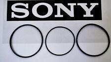 SONY DVP-CX985V 400 CD Changer 3 Belt Set CD Changer Loading & Door New Parts