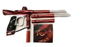 RARE DANGEROUS POWER REV-I PAINTBALL GUN - RED