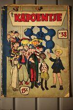 'T KAPOENTJE nr 38 - (TIJDSCHRIFT) (1958)