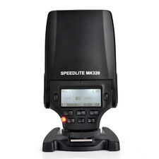Meike MK-320 Mini Flash Speedlite MK-320C for Canon EOS 5D Mark II III 6D 7D II