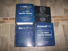 1998 Ford Mustang Factory Parts Catalog Manual Coupe Convertible GT Cobra 5.0L