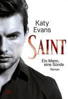 Saint - Ein Mann, eine Sünde von Katy Evans (2017, Taschenbuch)