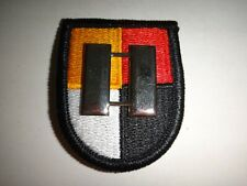 Set Of Vietnam War US 3rd Special Forces Group Beret Patch + CAPTAIN Rank Badge
