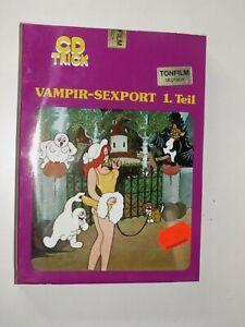 Vampir-Sexport 1.Teil - CD-Trick Nr.5 - Super-8 Color Zeichentrickfilm (OVP neu)