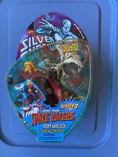 Silver Surfer Cosmic Power Space Racers Adam Warlock Series 3 Figure Toy Biz