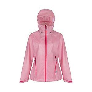 Regatta Ultrashield Womens Stretch Hooded Waterproof Jacket Rain Coat RRP £90