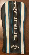 Callaway Golf Rogue 460cc Driver Headcover - Black/White/Blue
