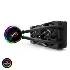 Asus 221659 Fn Rog Ryuo 240 Aio Liquid Cpu Cooler Color Oled Aura Sync Rgb 120mm