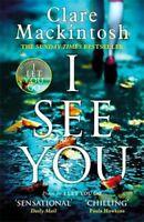 I See You,Clare Mackintosh- 9780751566048