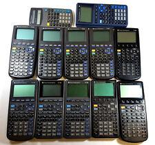 12x Broken Texas Instruments Calculators Ti-82 Ti-83 Ti-85 Ti-86 For Parts