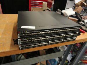 Brocade ICX6650-32-ADV  80-1007773-01 48 Active 10GbE