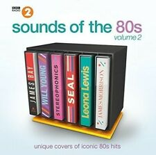 BBC RADIO 2'S SOUNDS OF THE 80S,VOL.2  2 CD NEU JAMES MORRISON/WILL YOUNG/+