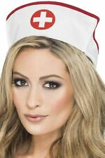 NURSE HAT Quality Sexy Roleplay Doctors & Nurses Fetish Women Ladies ADULT UK H
