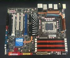 ASUS P6T DELUXE Motherboard Chipset Intel X58 LGA1366 DDR3 With I/O Shield