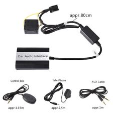 Handsfree Car Bluetooth MP3 AUX Adapter Interface Kits For RD4 Peugeot CITROEN
