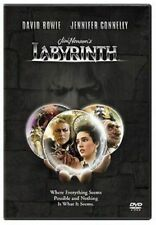 Labyrinth (DVD 2006 Sony) Widescreen