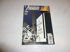 THE AVENGERS Comic - Vol 3 - No 55 - Date 08/2002 - MARVEL Comics