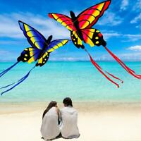 Couple butterfly kite for Outdoor Games and Activities Single Line Kite NEW