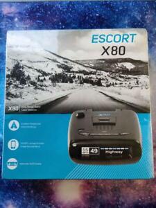 Escort X80