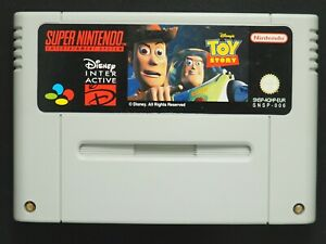 Disney's Toy Story for Super Nintendo PAL CART ONLY