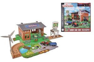 Majorette 212050007 - Farm/Stable Playset - Farmhouse - New