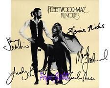 Fleetwood Mac - Rumours SIGNED AUTOGRAPHED 10X8 PRE-PRINT PHOTO Stevie Nicks