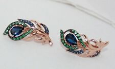 NEW russian jewelry Exquisite Earring Rose Gold 14K 585 3,28 gr